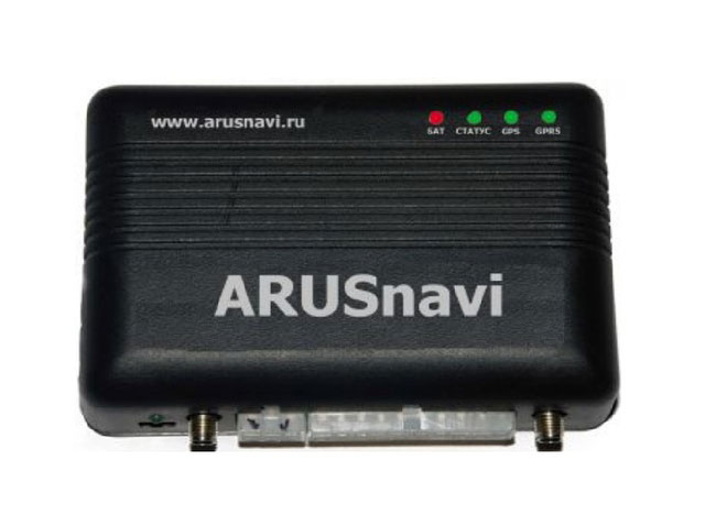 GPS/ГЛОНАСС Трекер: Arusnavi